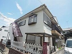 東京都葛飾区小菅3丁目の賃貸アパートの外観