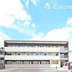 愛知県名古屋市南区西又兵ヱ町1丁目の賃貸アパートの外観