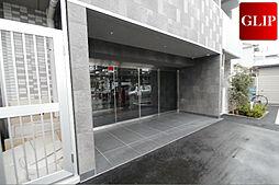 神奈川県横浜市神奈川区子安通1丁目の賃貸マンションの外観