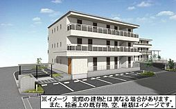千葉県市原市姉崎の賃貸マンションの外観