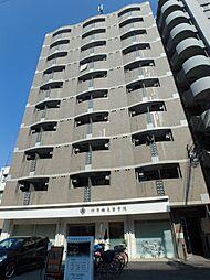 オーキッドコート阿倍野橋[6階]の外観