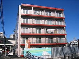 宮城県仙台市青葉区荒巻本沢3丁目の賃貸マンションの外観