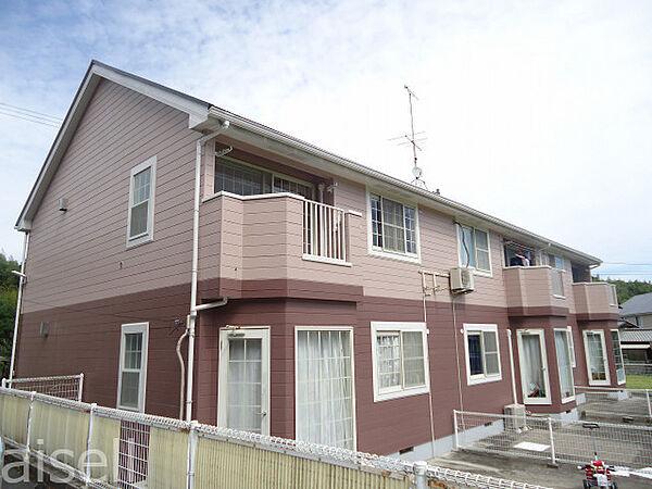 広島県廿日市市大野字水口の賃貸アパート