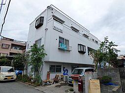 千葉県船橋市三山3丁目の賃貸マンションの外観