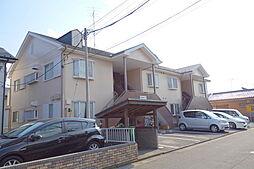 センチュリーハイツ本田町第2[201号室]の外観