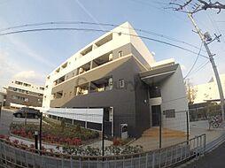 パル池田2[1階]の外観