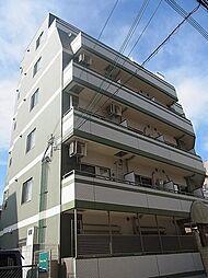 キタノフラッツプラス[3階]の外観