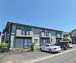 京都府京都市西京区松室河原町の賃貸アパートの外観