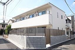 都営大江戸線 落合南長崎駅 徒歩9分の賃貸アパート