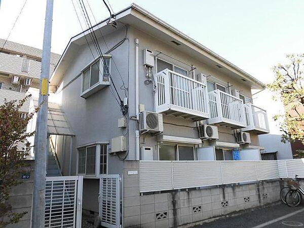 東京都板橋区本町の賃貸アパート
