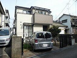 [一戸建] 東京都日野市多摩平5丁目 の賃貸【/】の外観