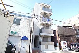 兵庫県神戸市兵庫区船大工町2丁目の賃貸マンションの外観