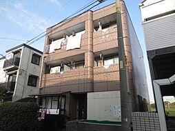 埼玉県さいたま市中央区鈴谷9丁目の賃貸マンションの外観