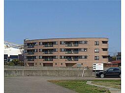 マンションリバーポート[306号室]の外観