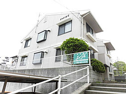 広島県広島市西区古江東町の賃貸アパートの外観