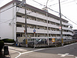 旭ヶ丘マンション[3階]の外観