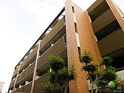 大阪府大阪市住吉区杉本2の賃貸マンションの外観