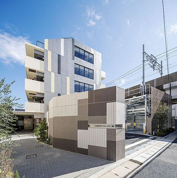 キャンパスヴィレッジ浦安 5階の賃貸【千葉県 / 浦安市】