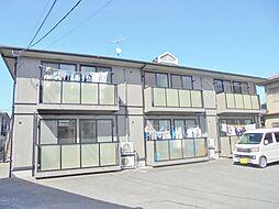 広島県福山市草戸町2丁目の賃貸アパートの外観