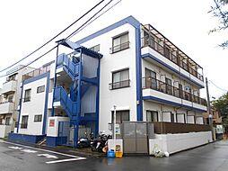 東京都江戸川区南葛西4の賃貸マンションの外観