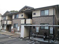 リッツハウス上野[202号室]の外観