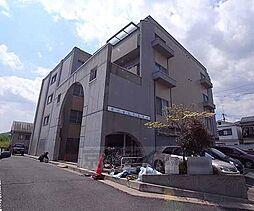 京都府長岡京市下海印寺方丸の賃貸マンションの外観