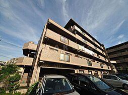 エクセル千里三番館[4階]の外観