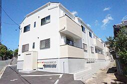 仮)三倉コーポ B[1階]の外観