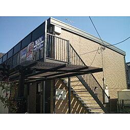 京都府京都市山科区大塚元屋敷町の賃貸アパートの外観