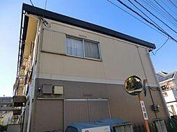 コーポミユキ[203号室]の外観