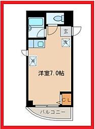 東京都北区志茂1の賃貸マンションの間取り