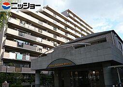 宝マンション上小田井ステーション壱番[3階]の外観