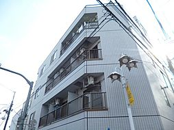 東京都板橋区上板橋3丁目の賃貸マンションの外観