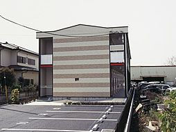 神奈川県綾瀬市深谷中6丁目の賃貸アパートの外観