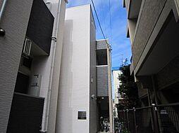 愛知県名古屋市中村区中島町1丁目の賃貸アパートの外観