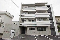 北海道札幌市白石区南郷通7丁目南の賃貸マンションの外観