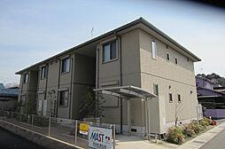 シャーメゾン東辻井[202号室]の外観