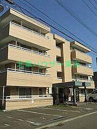 北海道札幌市東区北十七条東17丁目の賃貸マンションの外観