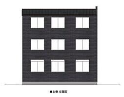 東京都板橋区赤塚3丁目の賃貸アパートの外観