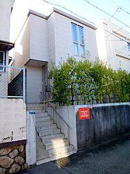 兵庫県宝塚市宝梅1丁目の賃貸マンションの外観