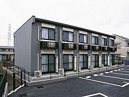 神奈川県相模原市中央区宮下本町2丁目の賃貸アパートの外観