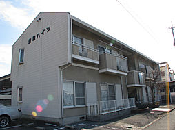 兵庫県揖保郡太子町鵤の賃貸アパートの外観