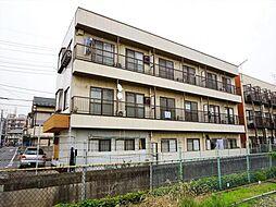 金徳マンション[1階]の外観