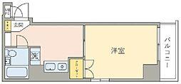 ステージ西蒲田[201号室]の間取り