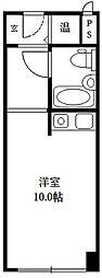ファミールハイツ北大阪3号棟[311号室]の間取り