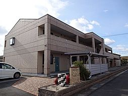 グラシアス[2階]の外観