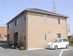 エクレール桜並木 B[201号室号室]の外観