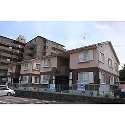 戸崎南ハイツA[101号室]の外観