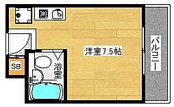 Sanctuary MURAI[304号室]の間取り