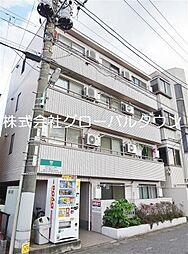 東京都葛飾区新小岩4の賃貸マンションの外観